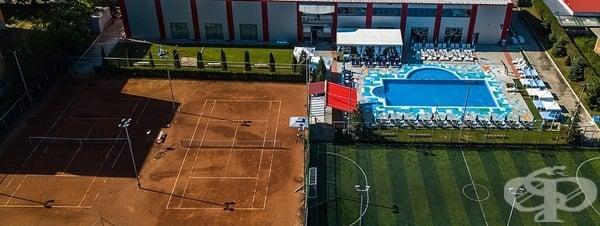 """Спортен център """"Zona Sport"""", гр. Кюстендил - изображение"""