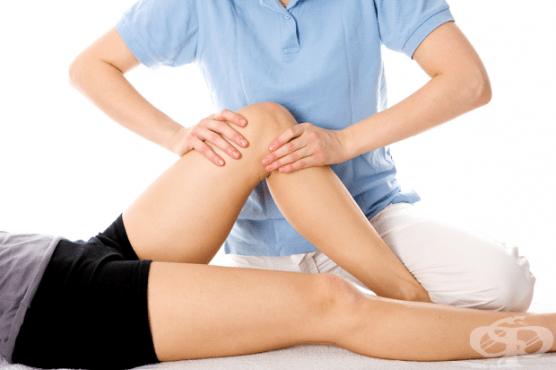 Слабост в мускулите на краката - изображение