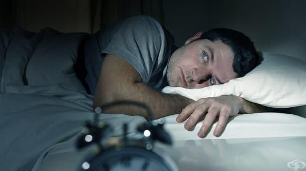 Безсъние - изображение