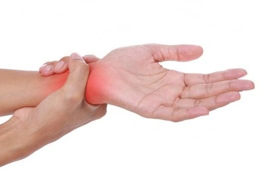 Болка в китката - изображение
