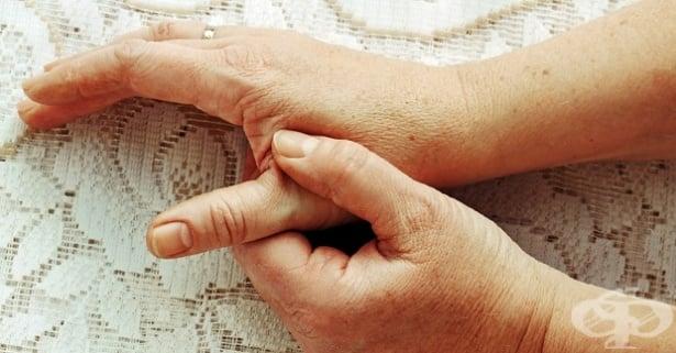 Болка в палеца на ръката - изображение