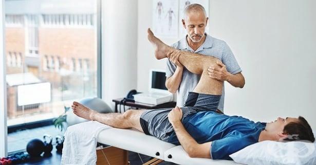 Болка в ставите и мускулите на краката - изображение