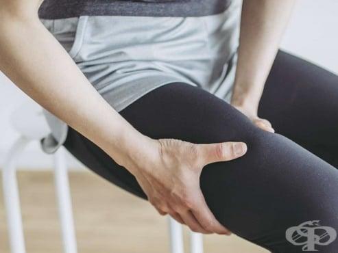 Болка в задната част на крака влошаваща се при седене - изображение