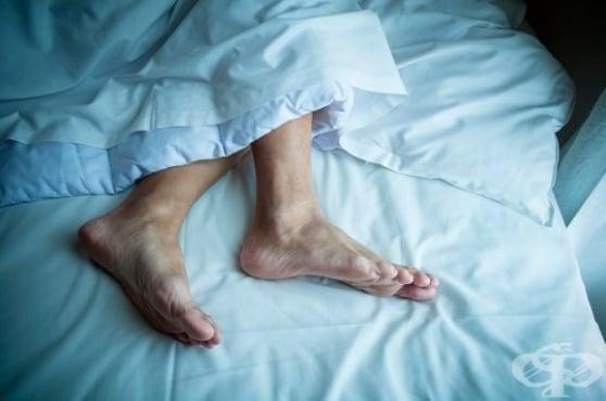 Болки в краката нощем - изображение