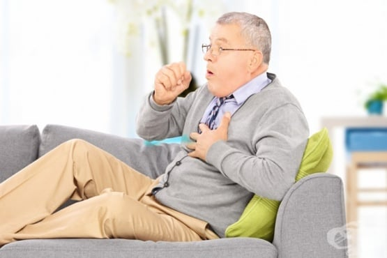 Хронична кашлица - изображение