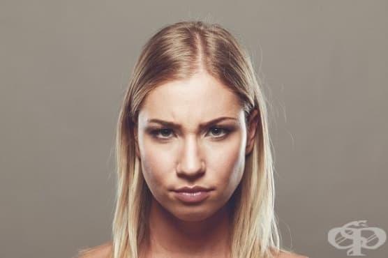 Изтръпване на лицето - изображение