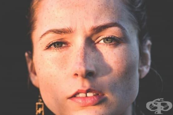 Изтръпване на носа - изображение