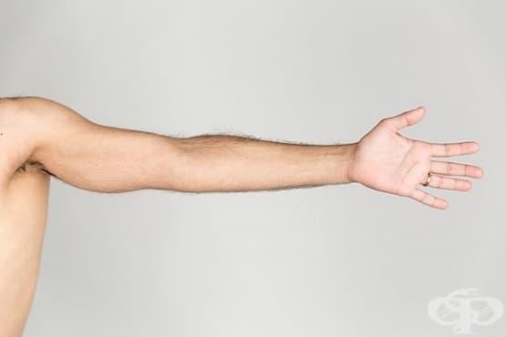Изтръпване на ръката - изображение