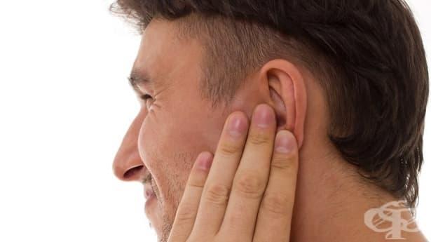 Изтръпване на ухото - изображение