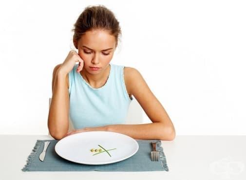Липса на чувство за глад - изображение