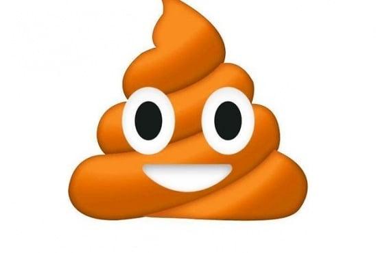 Оранжеви изпражнения - изображение