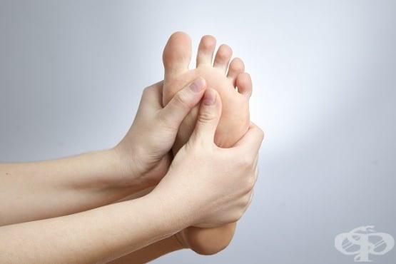Остра болка в крака - изображение