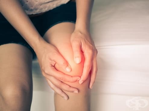 Парестезии и изтръпване на коляното - изображение