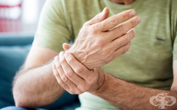 Постоянна болка в китката на ръката - изображение