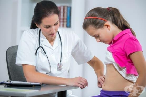 Постоянна болка в десен долен квадрант на корема при деца и юноши - изображение