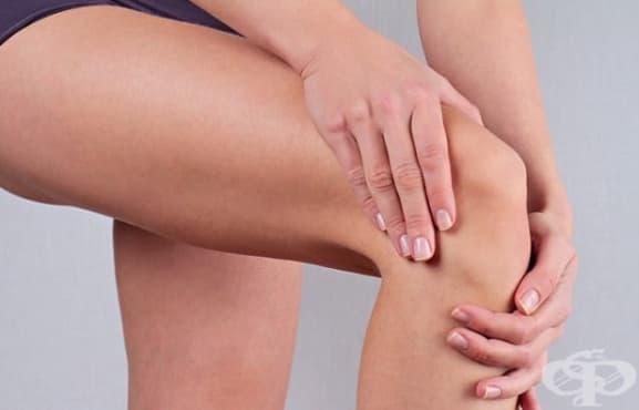 Постоянни странични болки в коляното - изображение