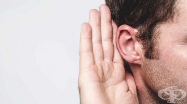 Пукане в ухото - изображение