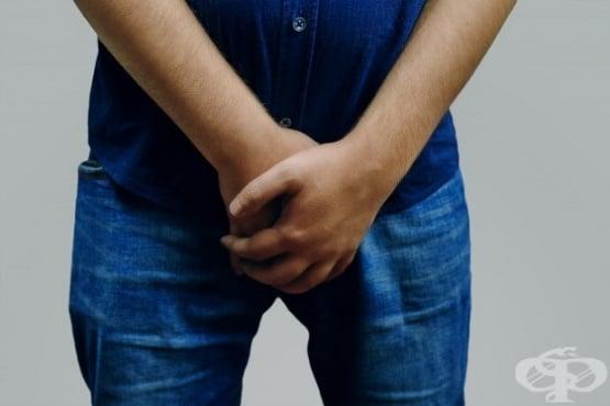 Рани на пениса - изображение