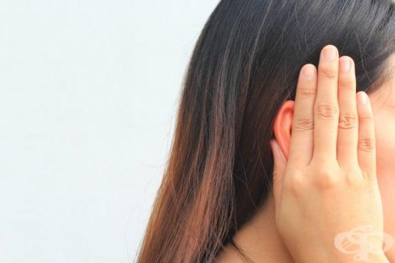 Шум в ушите - изображение