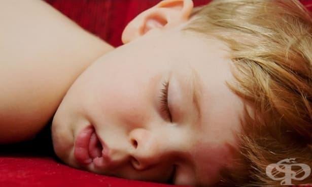 Шумно дишане при деца - изображение