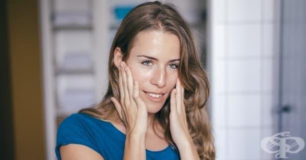 Симптоми на лице - изображение