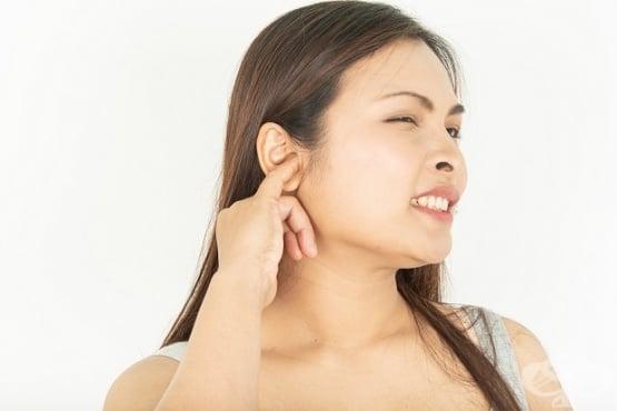 Сърбеж в ухото - изображение