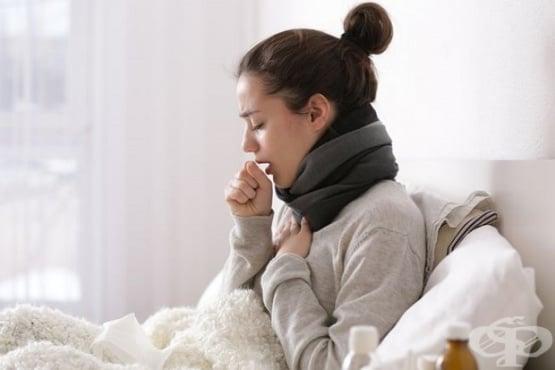 Влажна кашлица - изображение