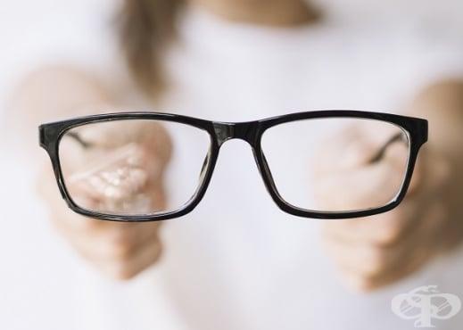 Замъглено зрение - изображение