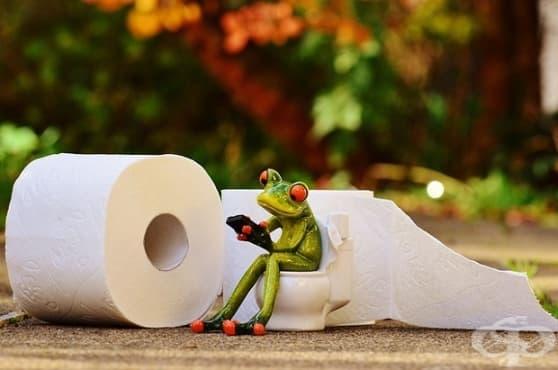Зелени изпражнения - изображение