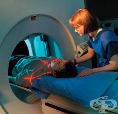 PET сканиране на белия дроб - изображение