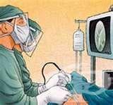 Артроскопия на тазобедрена става - изображение