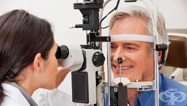 Биомикроскопия - изображение