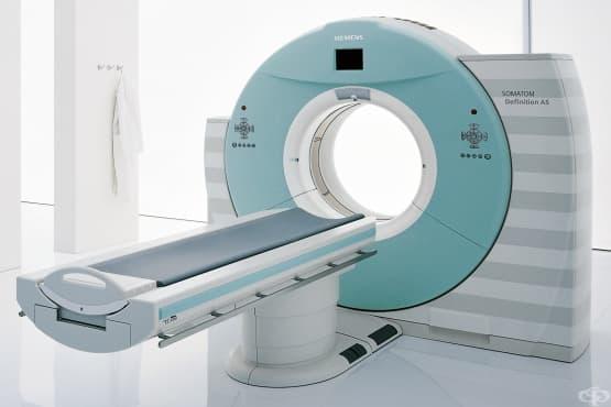 Компютърна томография (КТ) - изображение