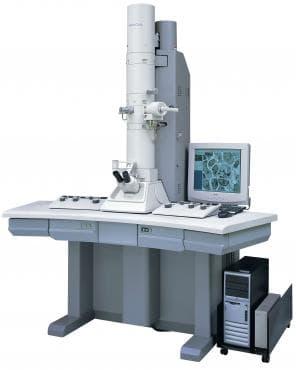 Електронна микроскопия - изображение