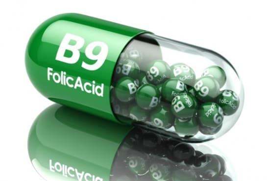 Изследване на фолиева киселина (витамин В9) - изображение