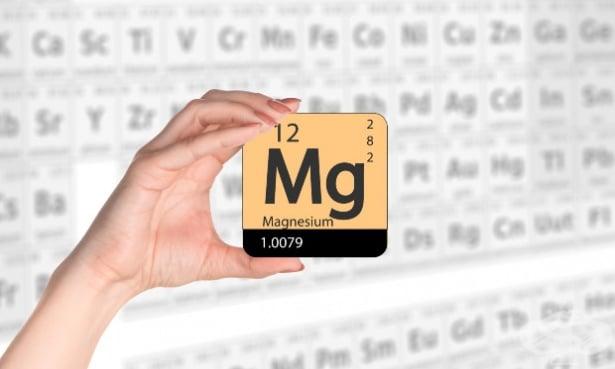 Изследване на магнезий (Mg) - изображение