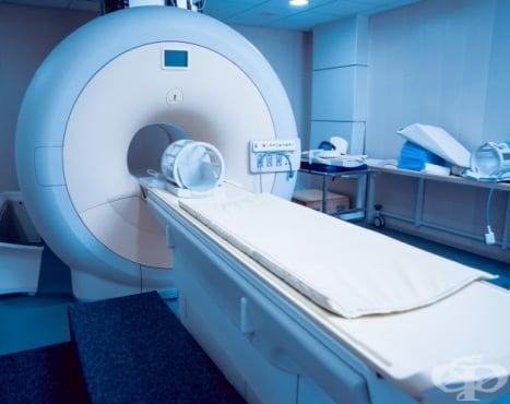 Ядрено-магнитен резонанс, ЯМР - изображение