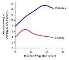 Орален глюкозотолерантен тест (ОГТТ) - изображение