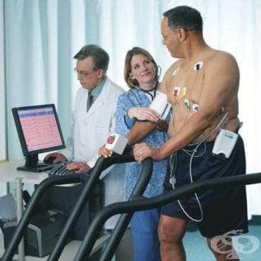Сърдечно-съдов стрес-тест - изображение
