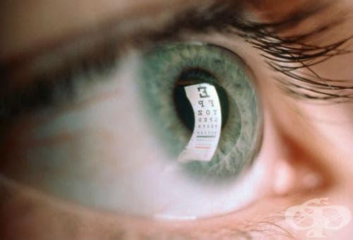 Тестове за определяне на зрението - изображение