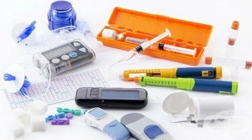 Контрол на кръвната захар при диабет - изображение