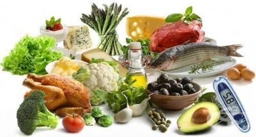 Здравословно хранене при диабет - изображение