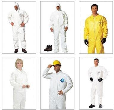 Защитно облекло - изображение