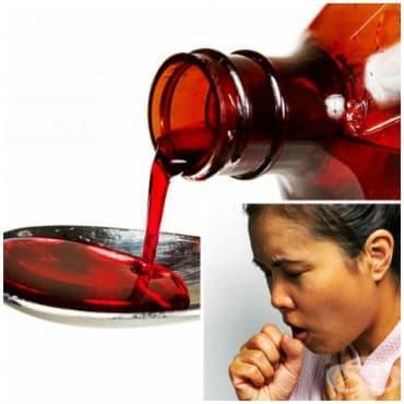 Лечение на суха кашлица (антитусивни средства) - изображение
