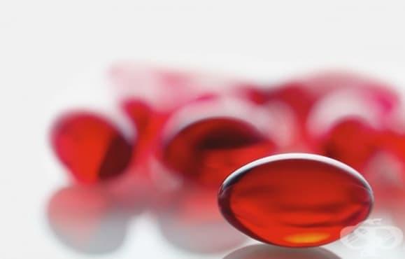 Астаксантин: мощен природен антиоксидант - изображение