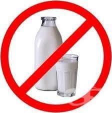 Диета с избягване на млечни продукти - изображение