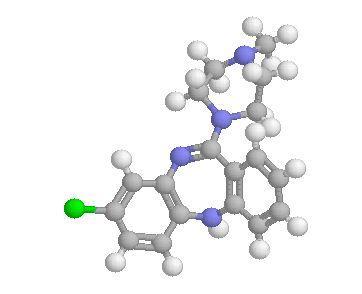 Дибензодиазепини - изображение
