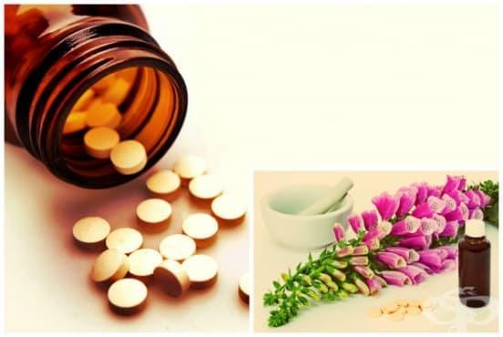 Дигиталисови препарати - изображение