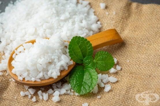 Диета с високо съдържание на сол - изображение