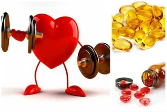 Добавки за здраво сърце: витамини, минерали, билки - изображение
